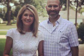 Lori Prichard and her husband
