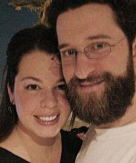 Jennifer Misner and Dustin