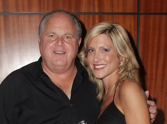 Kathryn Adams Limbaugh and Rush