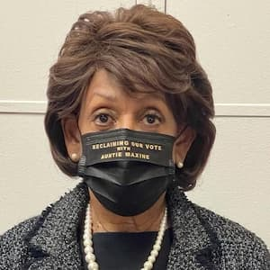 Maxine Waters Photo