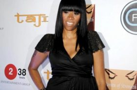 Tashera Simmons Photo