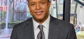 Craig Melvin Bio, Age, Family, Height, Career, Wife, Book, Salary