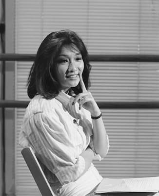 Young Connie Chung